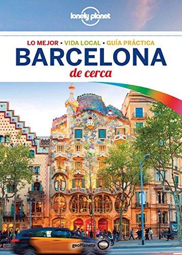 Barcelona de cerca 5 (Lonely Planet-Guías De cerca)
