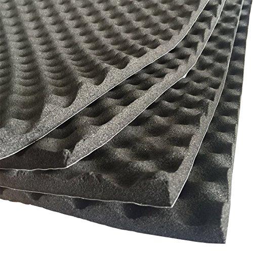 soomj–Espuma de absorción acústica insonorizadora para estudio de sonido 50x80cm, 0,4m²