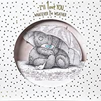 Me to You Love You Whatever the Weather Pop Up Birthday Card Tatty Teddy Bear Tatty Teddy Bear