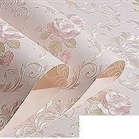 Die Europäische Vliestapete/Pastorale Romantik Blume Tapete/fein Geprägte Schlafzimmer  Tapeten/Living Room