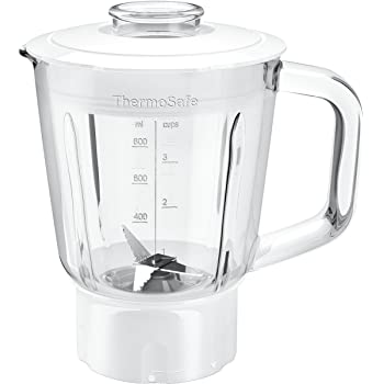 Amazon.de: Bosch MUZ45MX1 ThermoSafe Mixer-Aufsatz (Glas