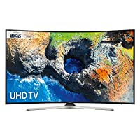"Samsung UE65MU6220 65"" 4K Ultra HD HDR LED Curved Smart TV"