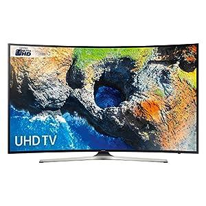 "Samsung UE65MU6220 65"" 4K Ultra HD HDR LED Curved Smart TV"