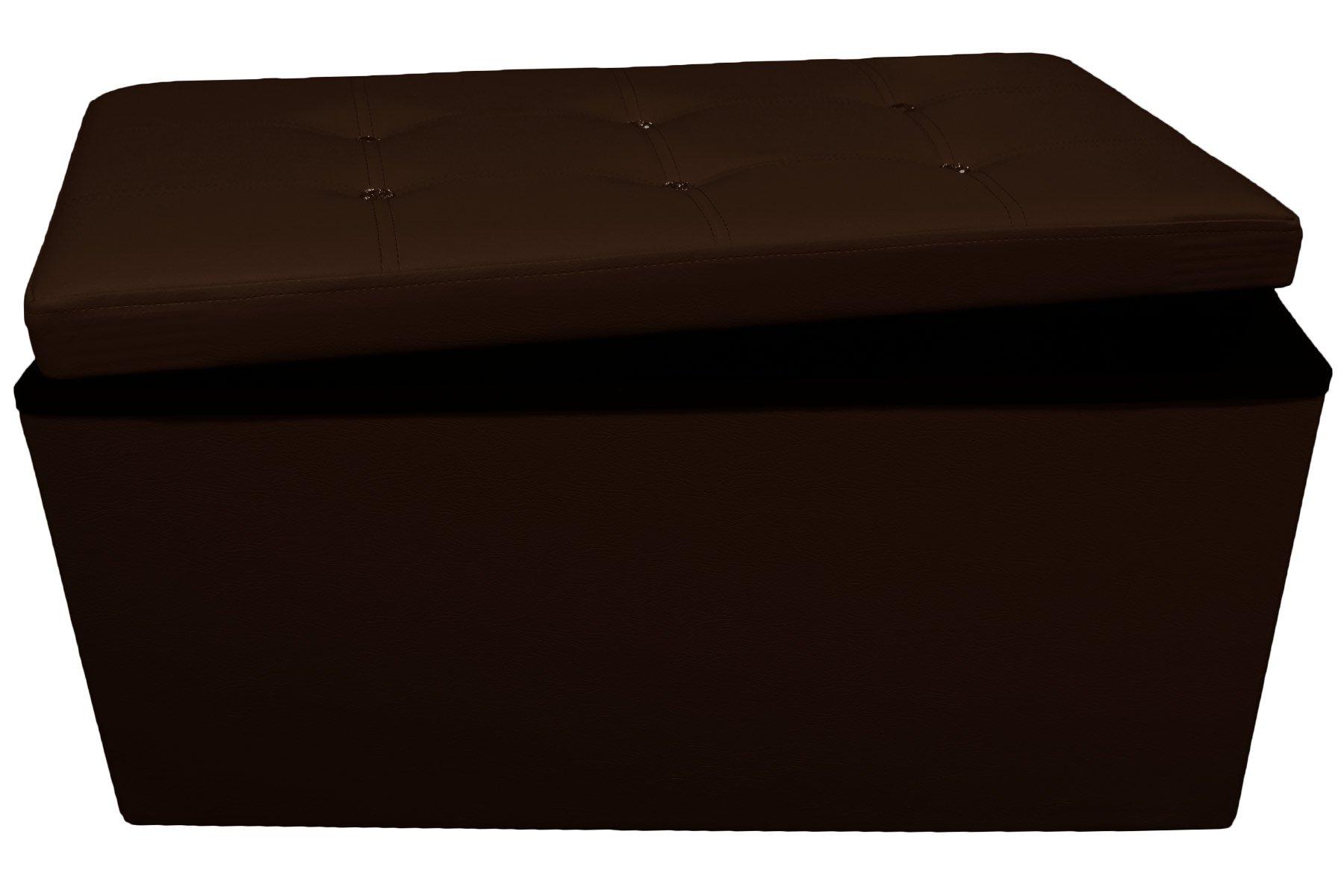Panca Contenitore Ecopelle : Panca con contenitore tavolo cucina con due sedie e panca