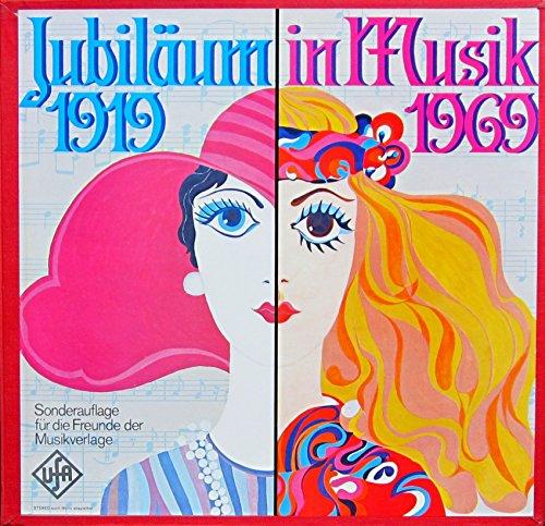 Jubiläum in Musik - 1000 Takte Melodie und Rhythmus (50 Jahre Wiener Boheme Verlag/40 Jahre Ufaton-Verlag) [Vinyl Schallplatte] [3 LP Box-Set]