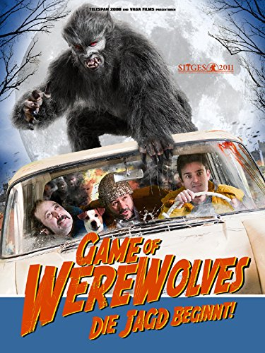 Game of Werewolves Cover
