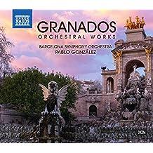 Granados: Sämtliche Orchesterwerke [3 CDs]