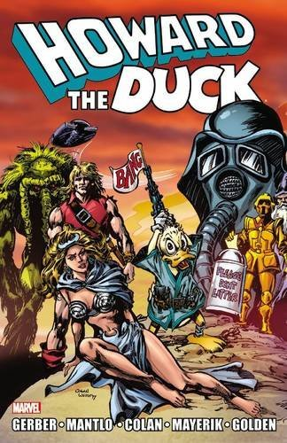 Howard the Duck: The Complete Collection Vol. 2 by Steve Gerber (2016-03-08)