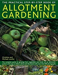 The Practical Step-By-Step Book of Allotment Gardening: The complete guide to growing fruit, vegetables and herbs on an allotment, packed with ... illustrated with more than 800 photographs by Christine Lavelle (2010-08-16)
