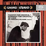 Tchaikovsky: Piano Concerto 1 / Rachmaninov: Piano Concerto 2