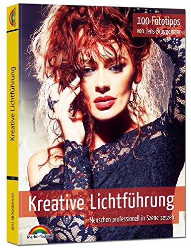 Kreative Lichtführung - 100 Fototipps - Menschen professionell in Szene - Porträt-studio-blitz