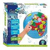 Wasserball - Wasser Ball - Welt - Weltkugel - Material: PVC, der coole Badespass im Pool oder am See der ultimative Badespaß