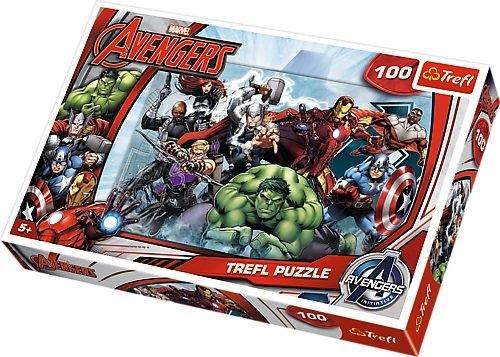 trefl-16272-puzzle-disney-marvel-avengers-intiative-100-pieces