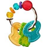 INFANTINO Anneau de Dentition Multi-matière Multicolore
