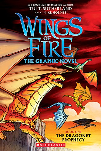 The Dragonet Prophecy (Wings of Fire Graphic Novel)