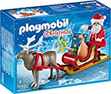 Playmobil 5590 - Slitta con Babbo Natale e Renna