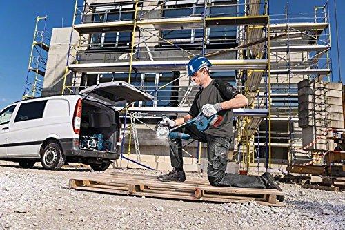 Bosch Professional 18V System Akku Werkstatt-Gebläse GBL 18V-120 (270 Km/h Luftstromgeschwindigkeit, inkl. 4x Zubehör…