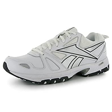reebok mens trainers. reebok mens advanced trainers sport training shoes fitness laced up breathable: amazon.co.uk: \u0026 bags