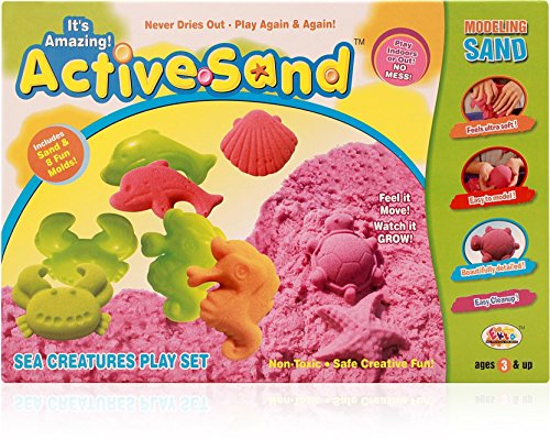 Ekta Active Sand (Sea Creature Kit)