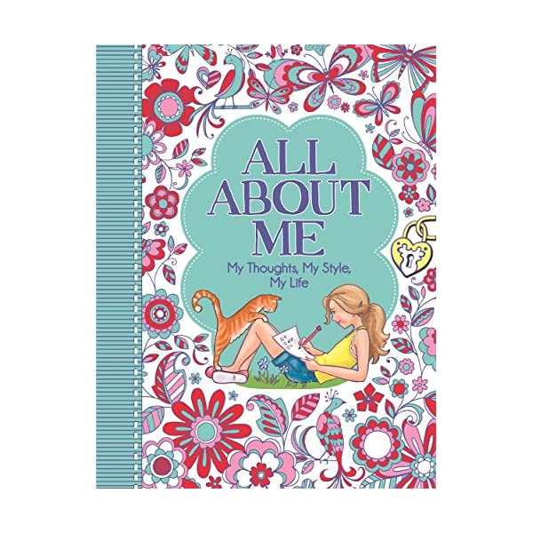 All About Me: My Thoughts, My Style, My Life ('All About Me' Diary & Journal Series) 61HIX7eM GL