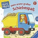 Mein erster großer Schiebespaß: Ab 18 Monaten (ministeps Bücher) - Susanne Gernhäuser