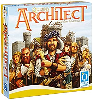 Queen Games 20020 - Brettspiel - Queen's Architect (B00VWTHSB2) | Amazon Products