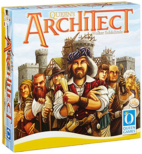 Queen Games 20020 - Brettspiel - Queen's Architect