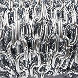 Stahlkette 10mm 10m (7,50€m) Rundstahlkette verzinkt langgliedrig Kette DIN 5685 C