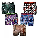 Freegun - Lot 5 Boxers - Homme