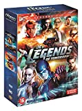 Coffret dc's legends of tomorrow, saisons 1 et 2, 33 épisodes