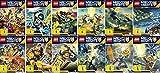 Lego - Nexo Knights Staffel 1 - 4 (1.1 - 4.3) im Set - Deutsche Originalware [12 DVDs]