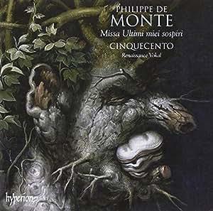 Missa Ultimi Miei Sospiri & Autres Oeuvres Chorales Sacrées