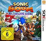 Nintendo 3DS Sonic Boom Crystal by Nintendo of Europe GmbH