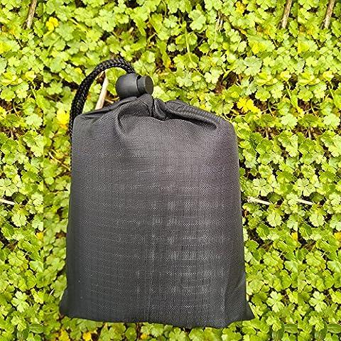 Seguryy pliable portable couchage Matelas Moistureproof Tissu de nylon extérieur