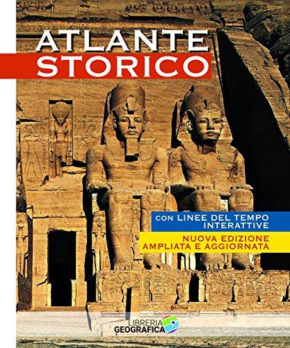 Atlante storico. Con timeline digitale. Con espansione online