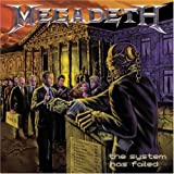 Megadeth: System Has Failed (Audio CD)