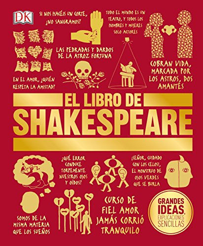 El Libro de Shakespeare (Big Ideas Simply Explained)
