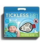 Tickless-Baby - Ultraschall Zecken und Floh Abwehr für Kinder