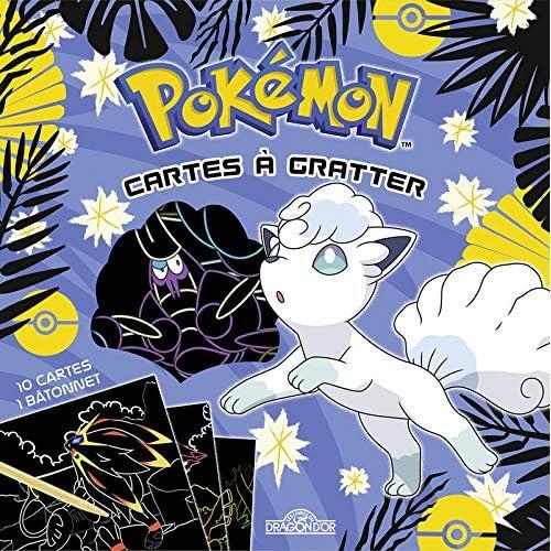 Pokémon - Mes Cartes à gratter - Les formes de Pokémon
