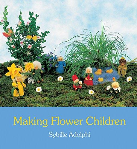 Making Flower Children por Sybille Adolphi