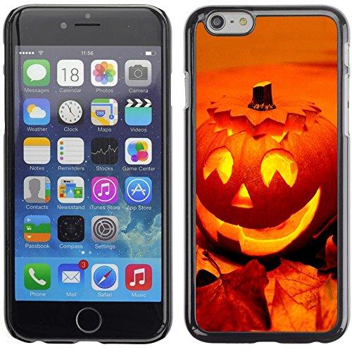 Graphic4You Halloween Allerheiligen Thema Gespenst Design Harte Hülle Case Tasche Schutzhülle für Apple iPhone 6 Plus / 6S Plus Design #3