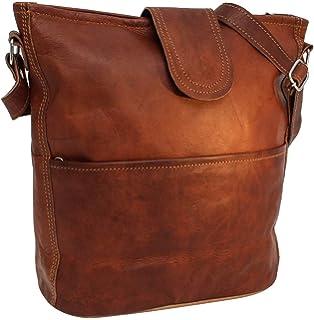 668259ed32942 Handtasche Leder Gusti nature