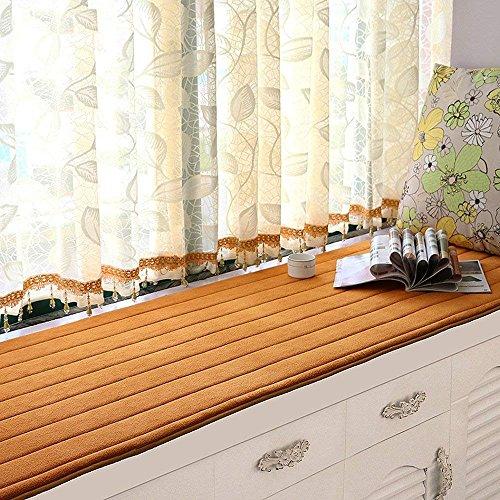 DSJ Einfacher moderner Pendel-Matten-Fensterbrett-Matten-Sommer-Schwamm-Balkon-Kissen-Sich hin- und herbewegender Eimer, Multi-Size,60 * 160cm -