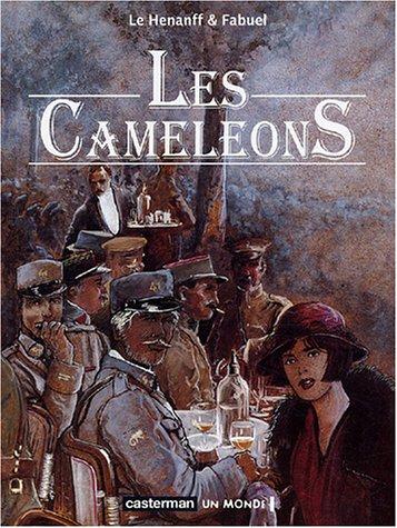 Les Caméléons par Henri Fabuel