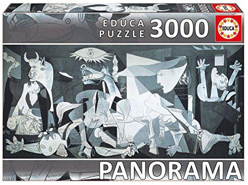 Educa 11502 3000 Guernica - Pablo Picasso, Panorama