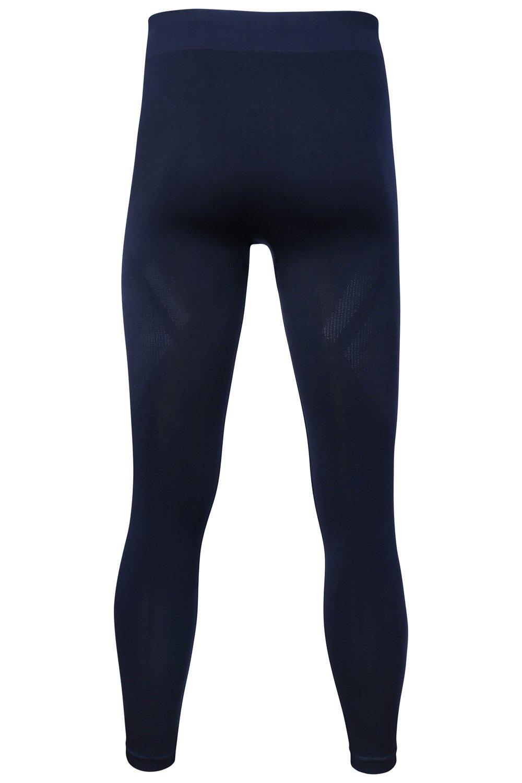 Sundried Collant formazione delle prestazioni maschile per Gym Yoga Sport che fanno funzionare - Mens inverno Leggings 4 spesavip