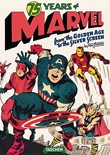 Download 75 years of Marvel comics. From the golden age to the silver screen. Ediz. italiana