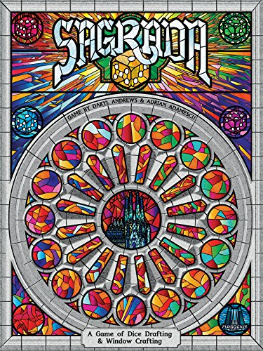 Comprar Floodgate Games Sagrada Board Game - English