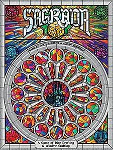 Flood Gate Games - Sagrada - Multicolor