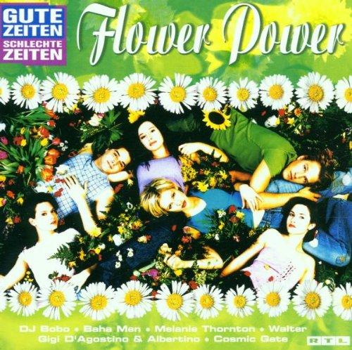 Edel Recor (Edel) Gzsz (Gute Zeiten Schlechte Zeiten) Flower Power